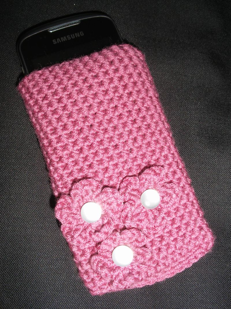 quick crochet project... - By Helen