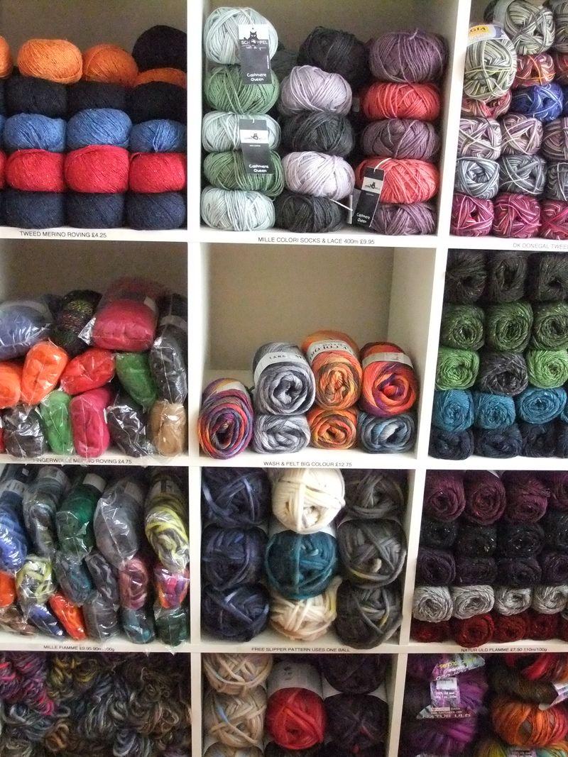 York and crochet Crochet and York July 2012 003