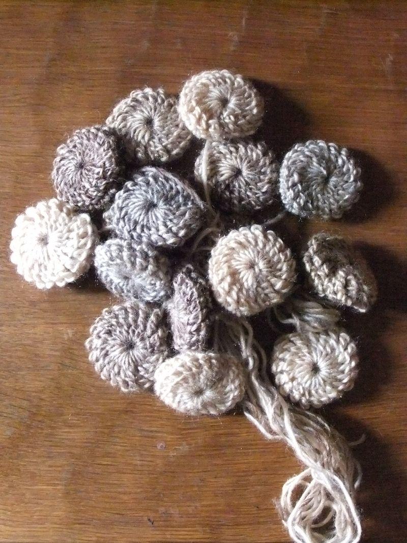 Crochet puff 4