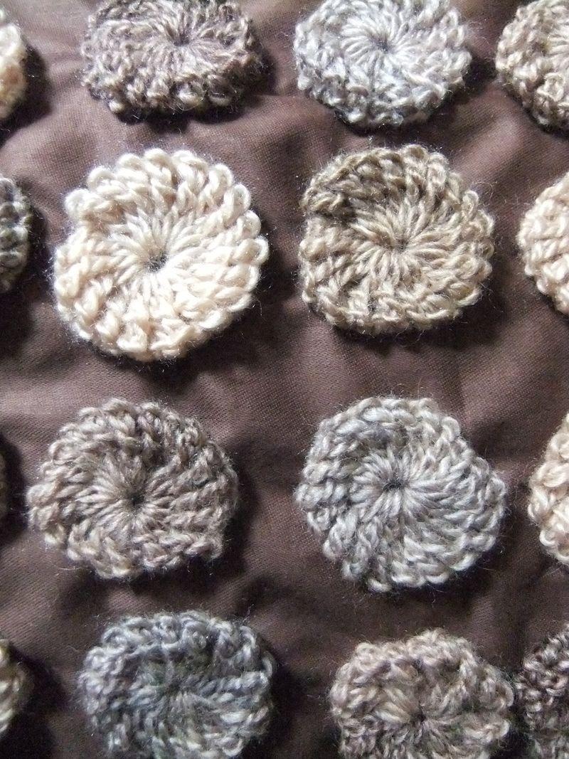 Crochet puff 2