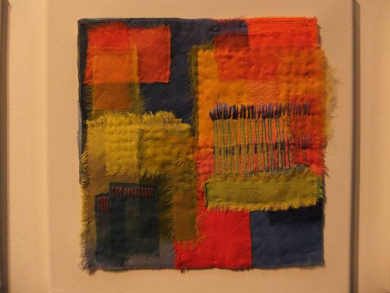 Knitting and stitching 2013 005