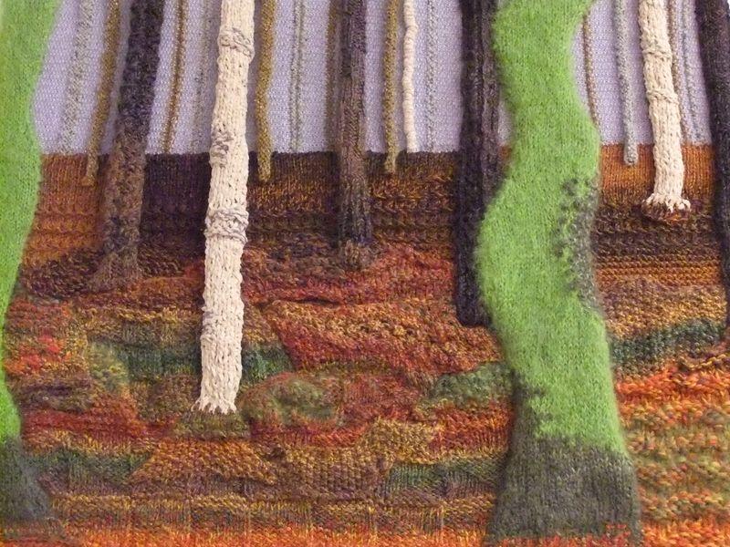 Knitting and stitching 2013 008